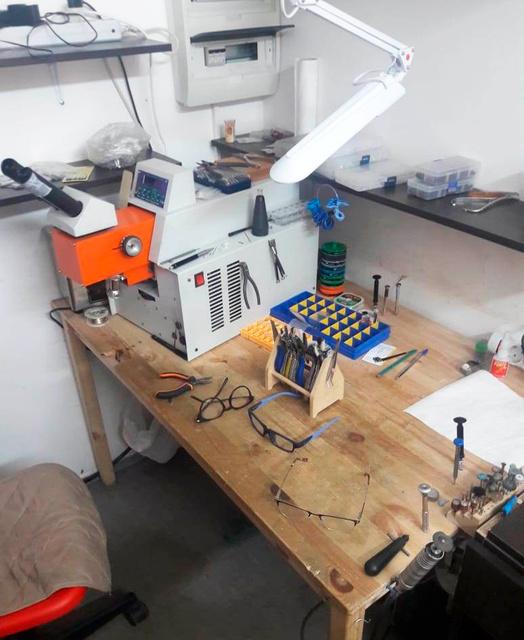 Лазерные аппараты есть в каждой мастерской Мастер Лазер